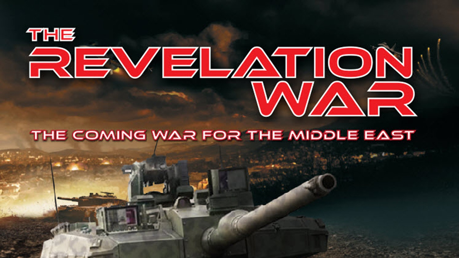 Revelation War: The Coming Struggle for the Middle East is a  two-player wargame of a potential worst-case war in the Holy Land.