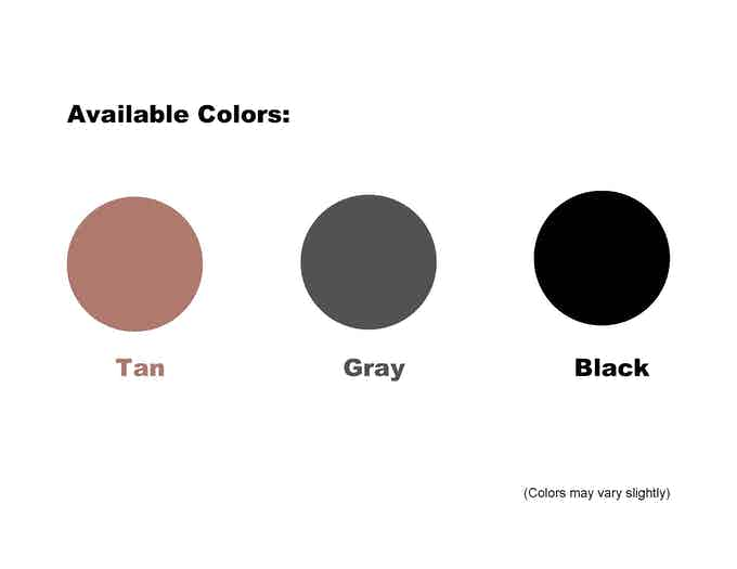 Yes, they come is different colors. Pick your favorite one.