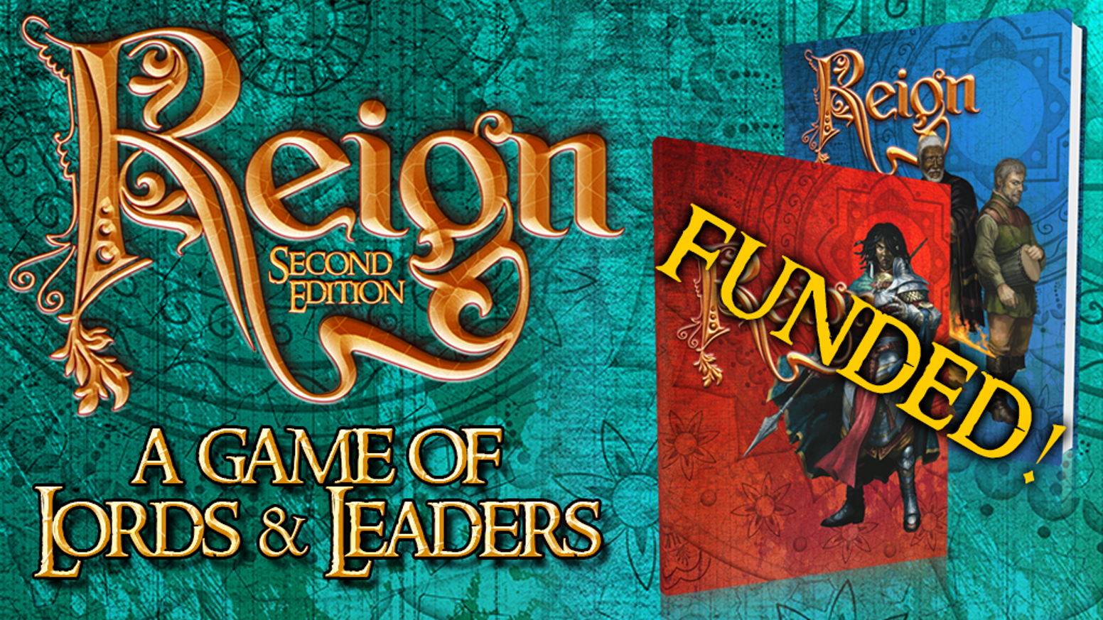 The second edition of Greg Stolze's roleplaying game of lords and leaders, powered by the One Roll Engine.