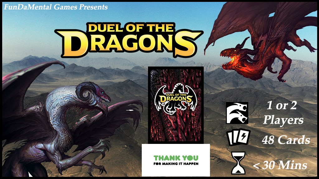 Duel of the Dragons project video thumbnail