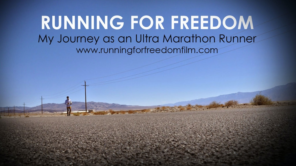 Running For Freedom project video thumbnail
