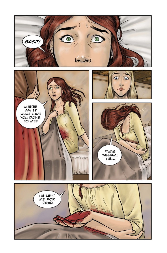 Wild Rose issue #2 - page 2