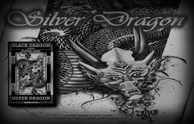 Silver Dragon (Standard Edition) available now in this Kickstarter!