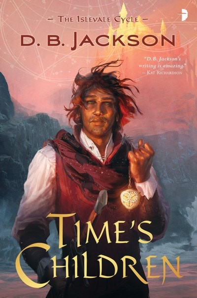 """Time's Children"" by D.B. Jackson"