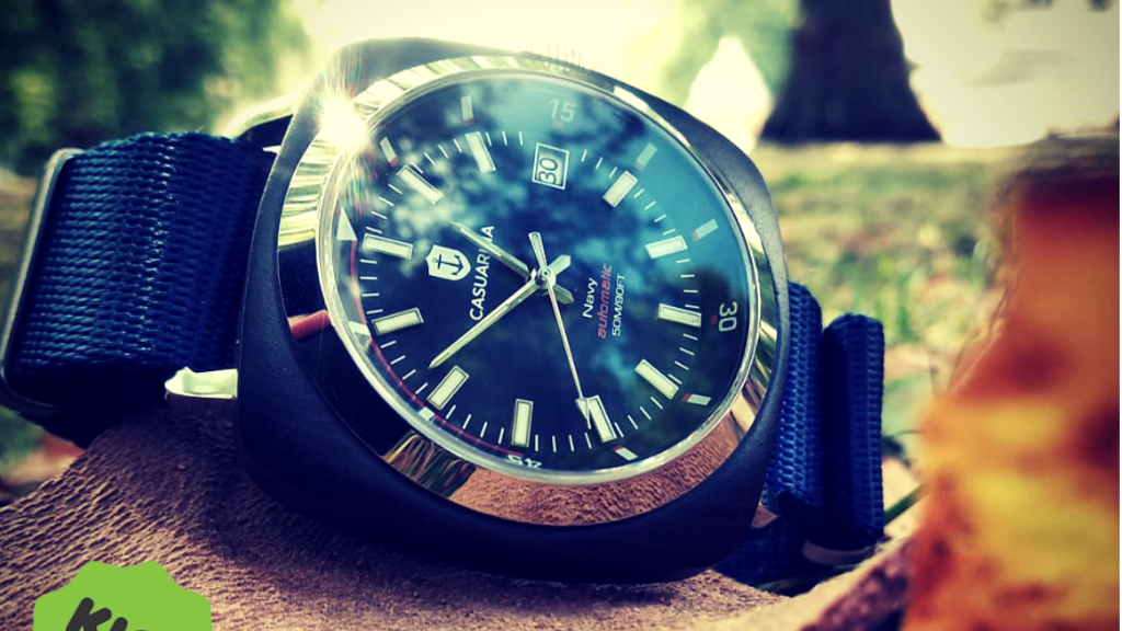 Project image for Casuarina montres - Sustainable Wood & Steel Automatic watch (Canceled)