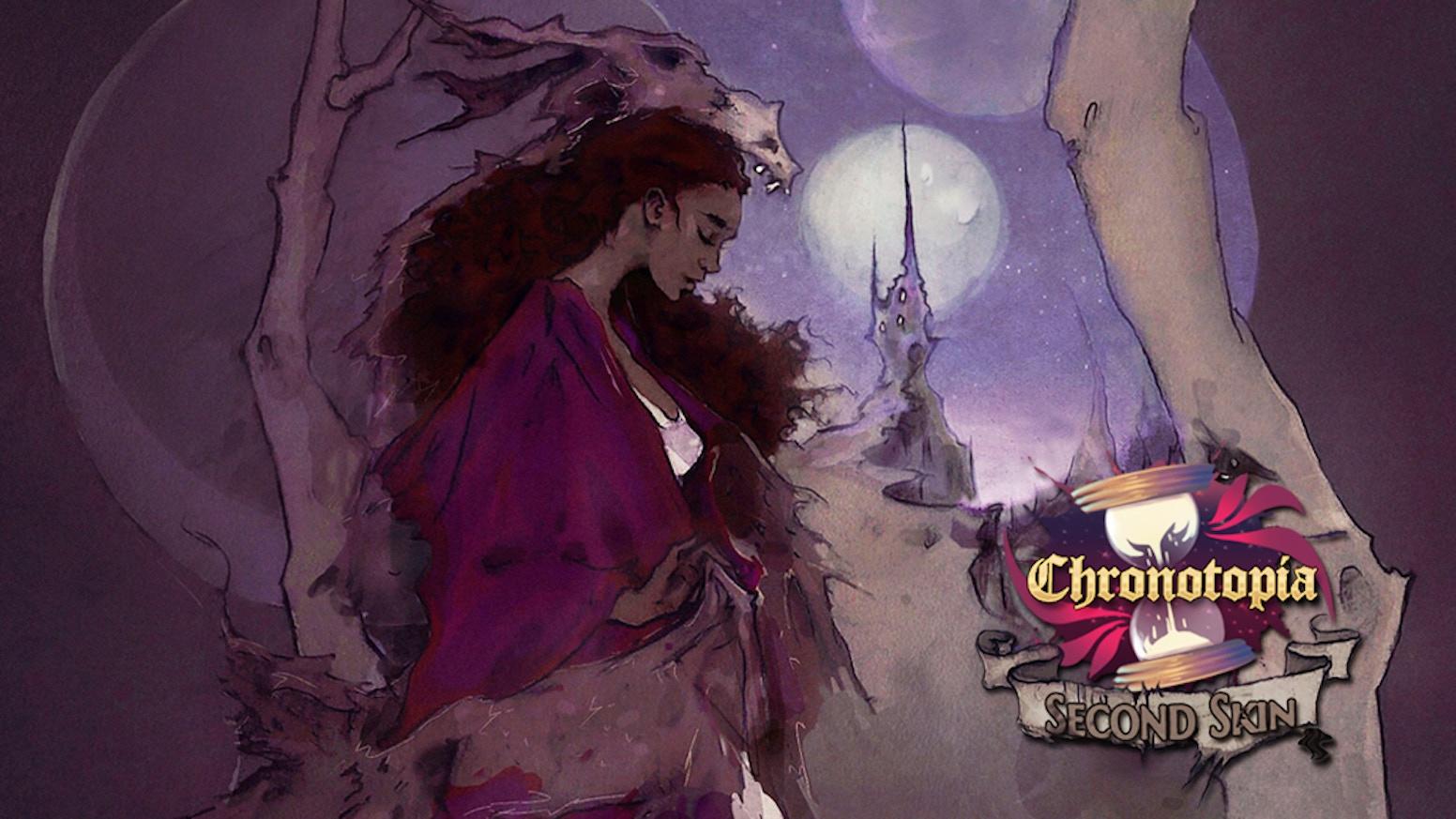 Chronotopia: Second Skin – Forgotten Fairytale Visual Novel