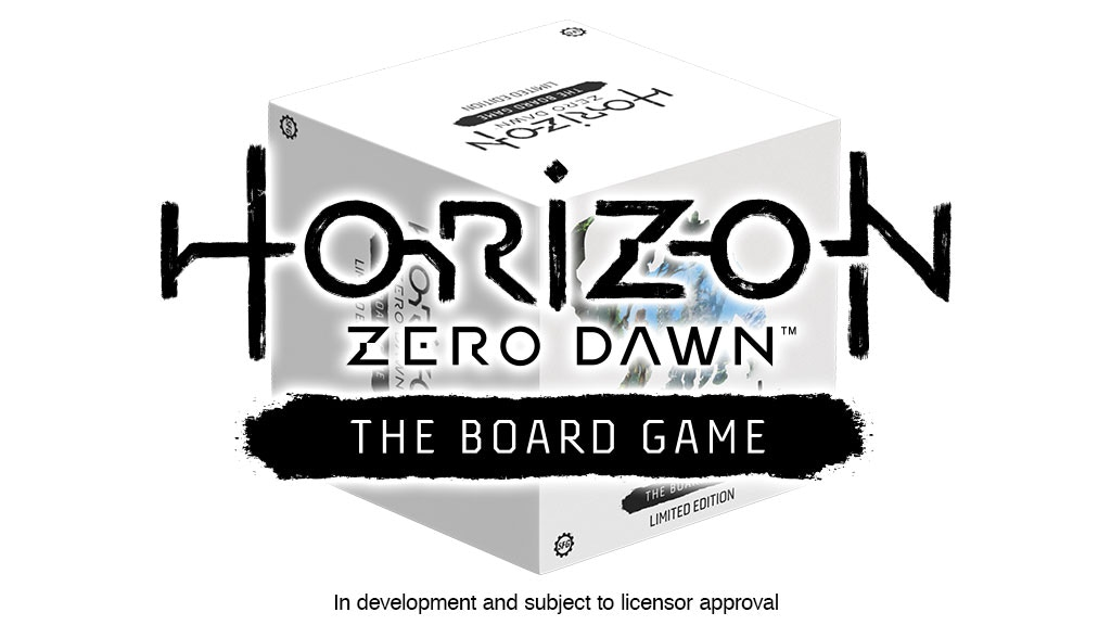 Horizon Zero Dawn™ - The Board Game project video thumbnail