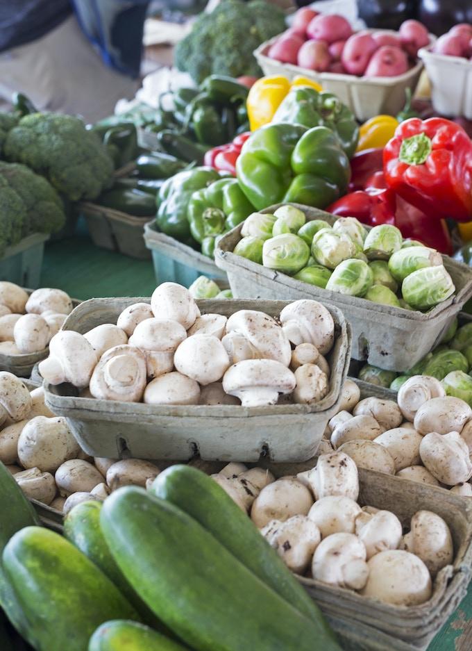 Farmer's Market Hand Selected Produce