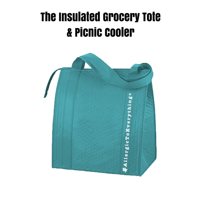 The Insulated Grocery Tote & Picnic Cooler.