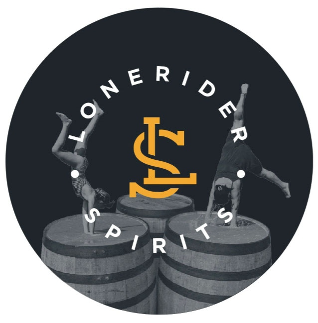 Lonerider Spirits Sticker
