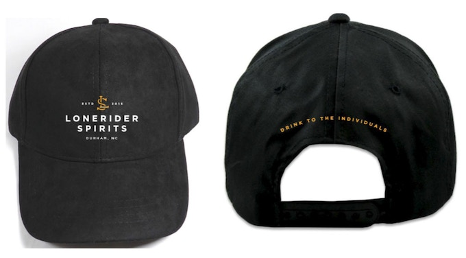Lonerider Spirits Ball Cap
