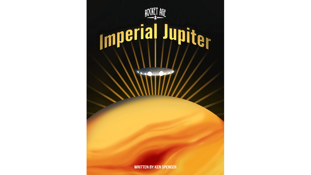 Imperial Jupiter: A planet sourcebook for Rocket Age RPG project video thumbnail