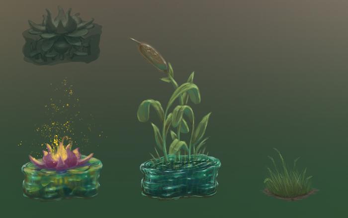 Water Foliage