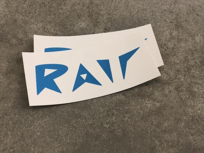 Rair Stickers