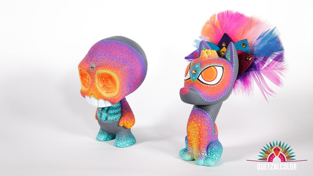 Xolo in the Mictlán   Art Toys project video thumbnail
