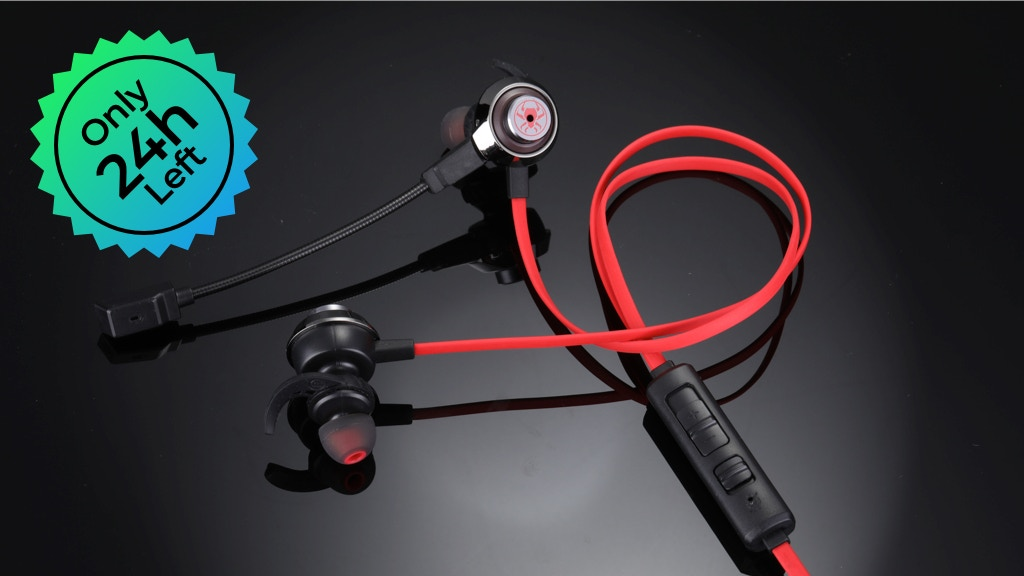 Quake:Lightest Virtual 7.1 Gaming Earbuds with Vibration project video thumbnail
