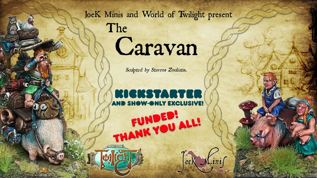 The Caravan project video thumbnail