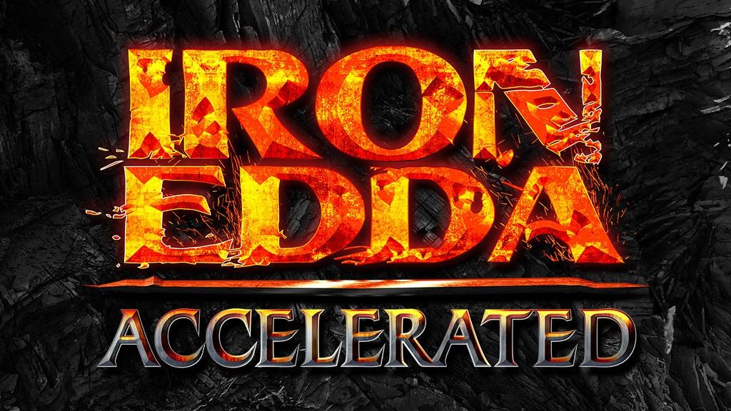 Iron Edda Accelerated project video thumbnail