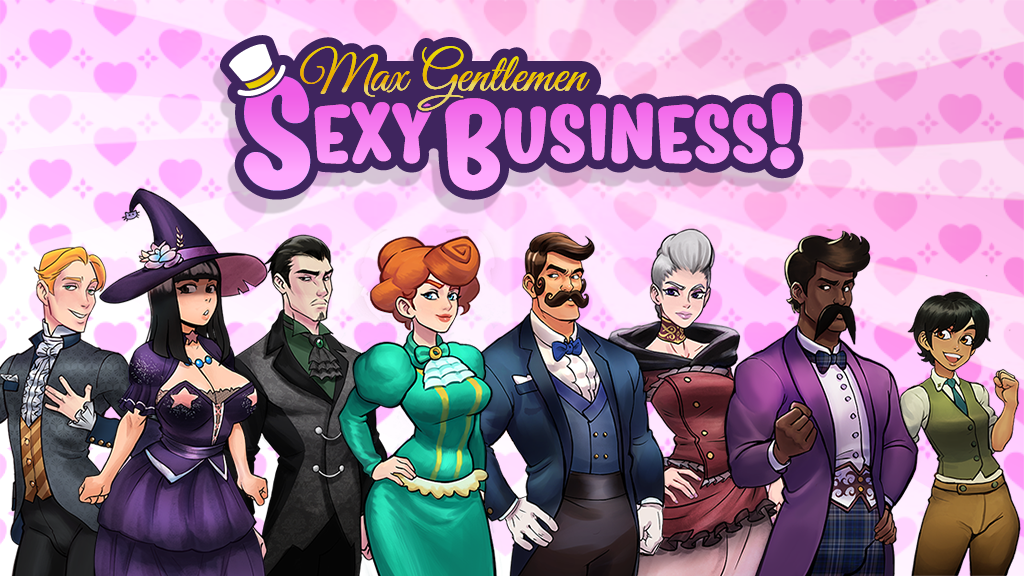 Max Gentlemen Sexy Business! [Victorian Tycoon Dating Sim] project video thumbnail