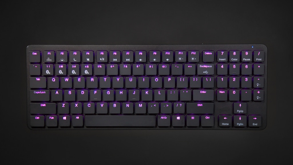 Hexgears X-1 Mechanical Keyboard project video thumbnail