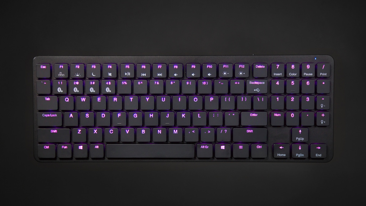 Meet the X-1 — a wireless, low profile mechanical keyboard that enables peak performance everywhere.