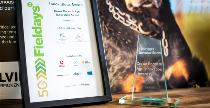 2018 Fieldays Innovation Award
