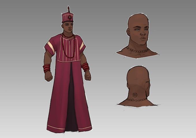 Malika Animated Series (Episode One/Pilot) by Roye Okupe