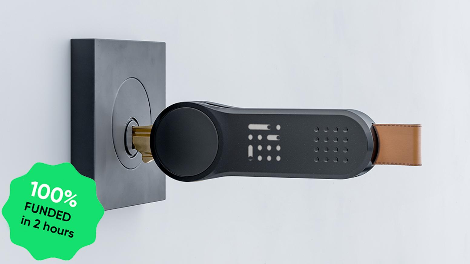 Locky: The First Smart Key Overlay