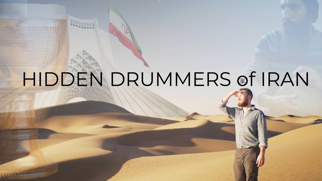 Hidden Drummers of Iran project video thumbnail