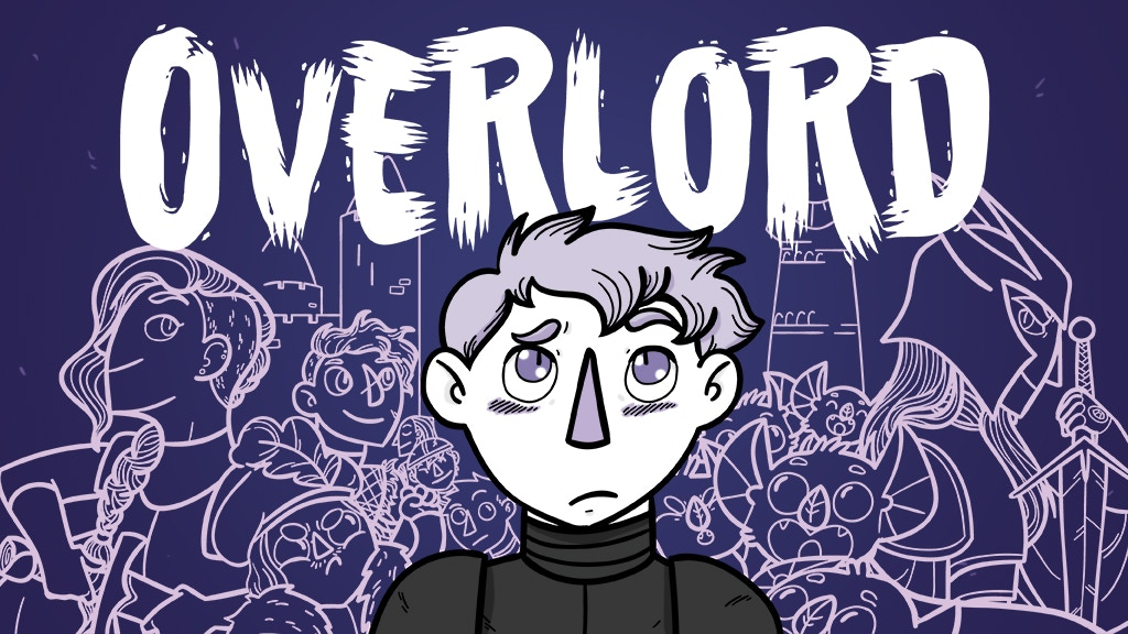 Overlord Graphic Novel project video thumbnail