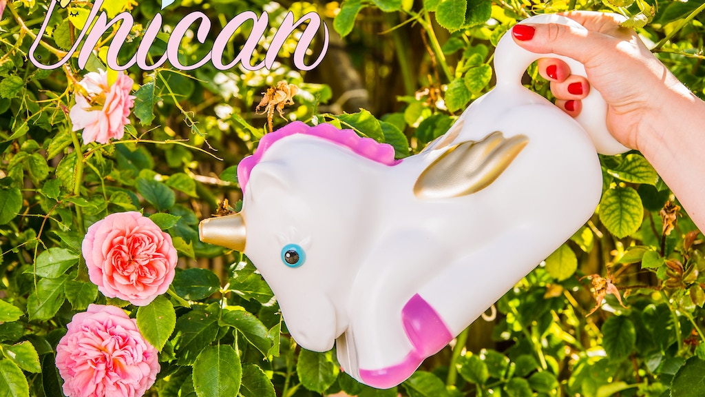 Unican - The Unicorn Watering Can project video thumbnail