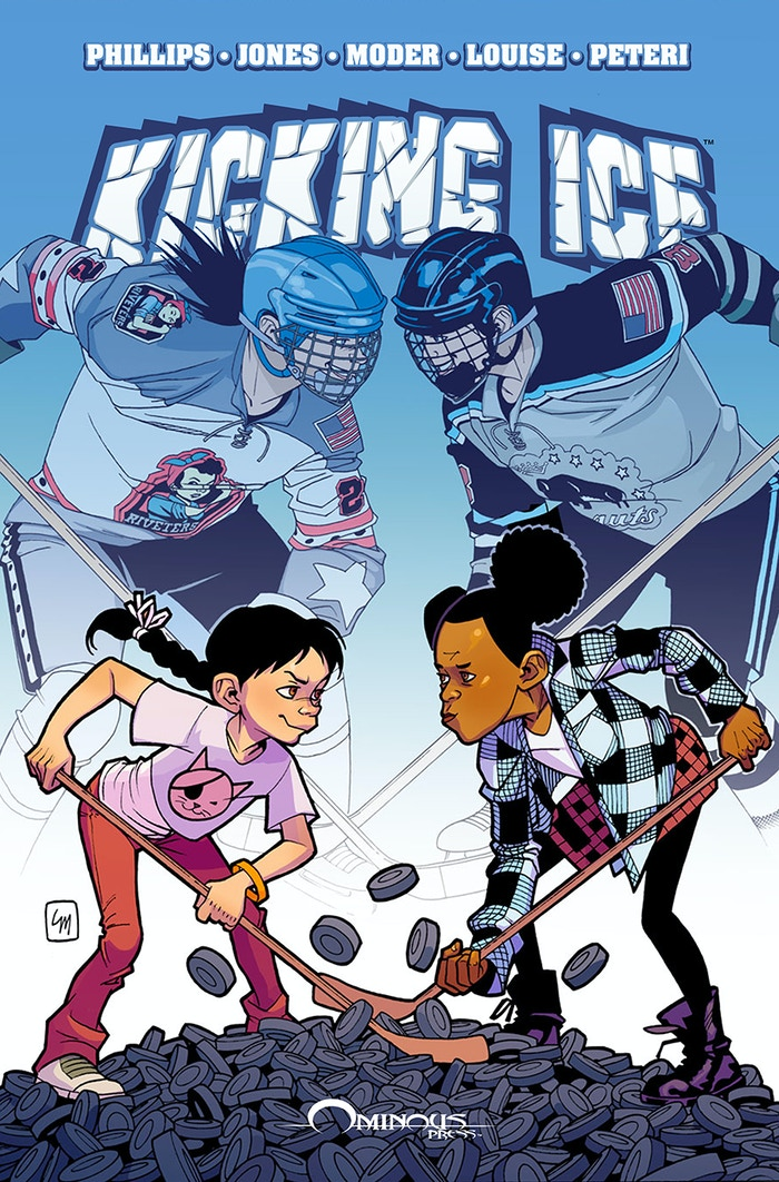 Riveters/Beauts Cover