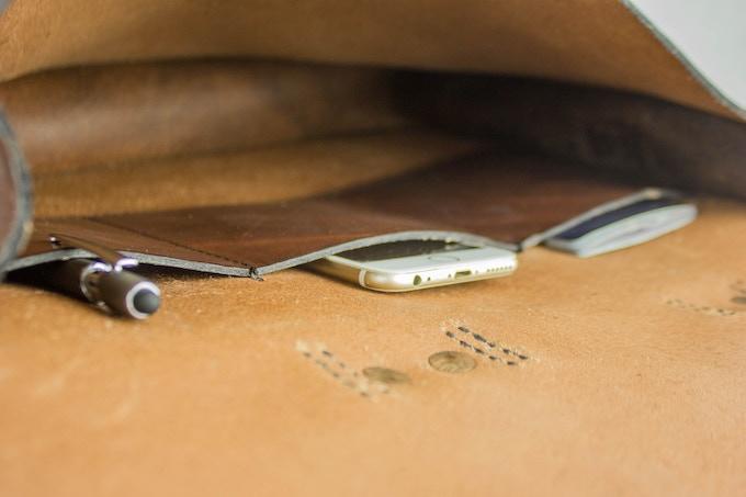 Jefferson Interior Pockets