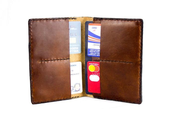The Diplomat Travel Wallet