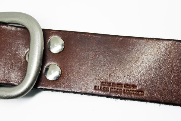 The Working Belt: Detail