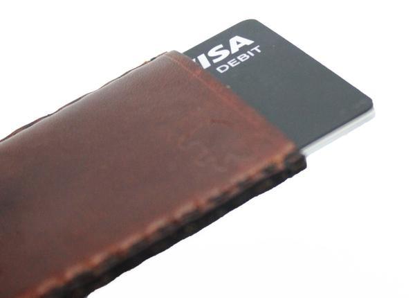 The Liaison Card Slip