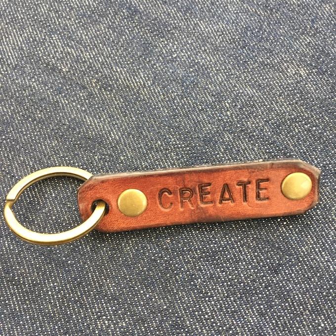 Create Keychain