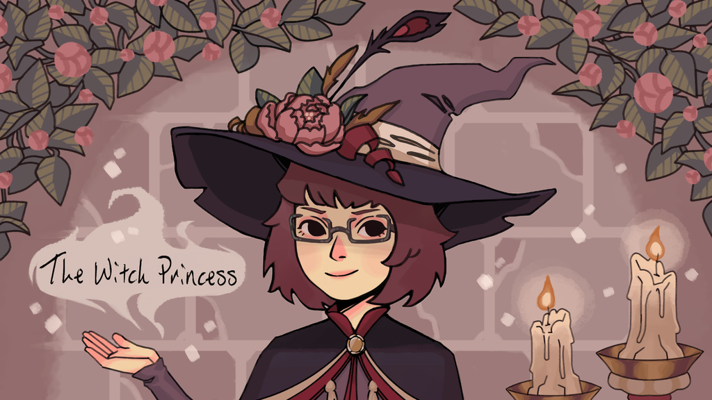 The Witch Princess - A Children's Book project video thumbnail