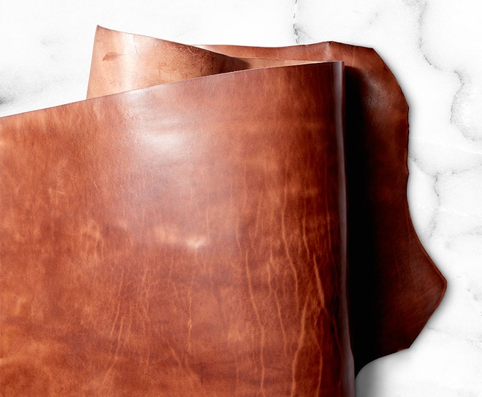 Grain Variations in our Leather