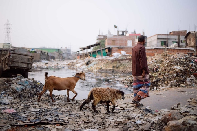 India: Tannery Town Waterway*