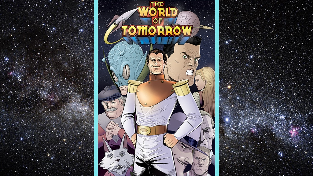 The World of Tomorrow, Issue #1 project video thumbnail