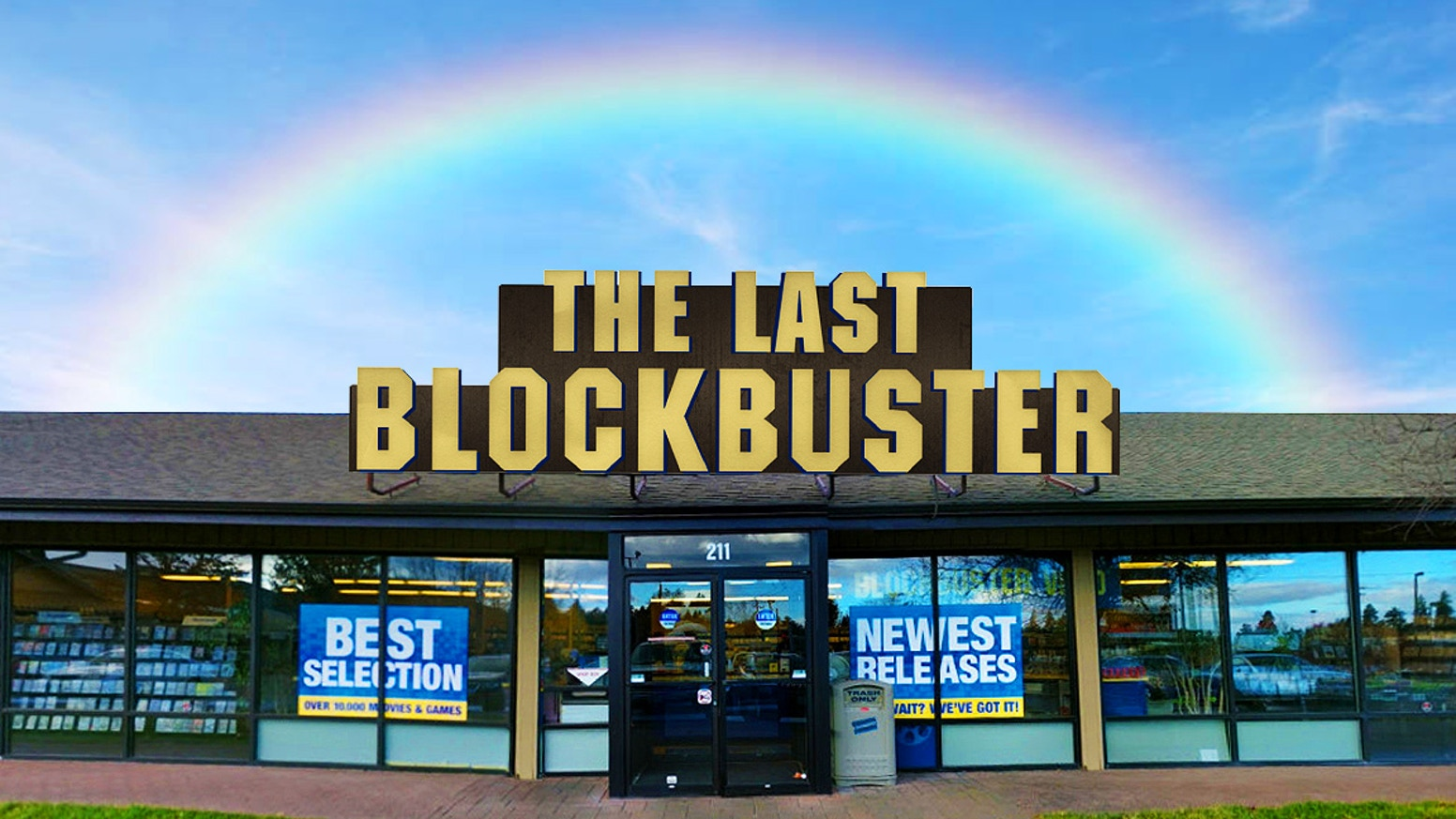 A feature length documentary about the rise and fall of Blockbuster video and the last remaining store.