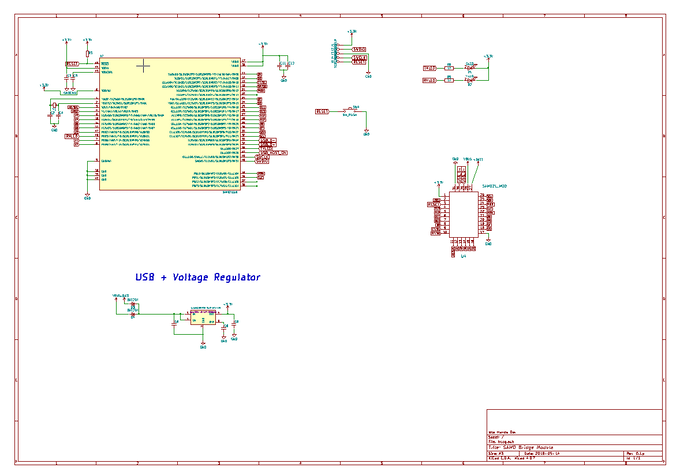 HCC MOD - Ready to Solder Arduino Module by Sean Hodgins — Kickstarter