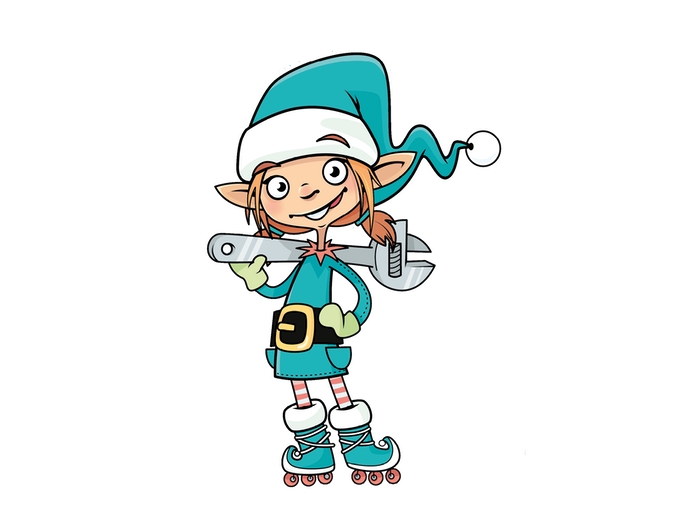 Elma the Elf: Inventor