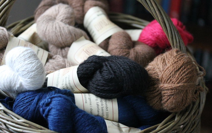 Frisenvang yarn is unica yarn of very high quality