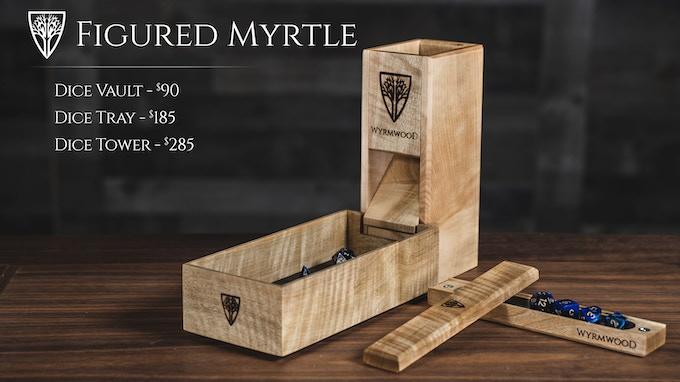 Wyrmwood kickstarter tiles