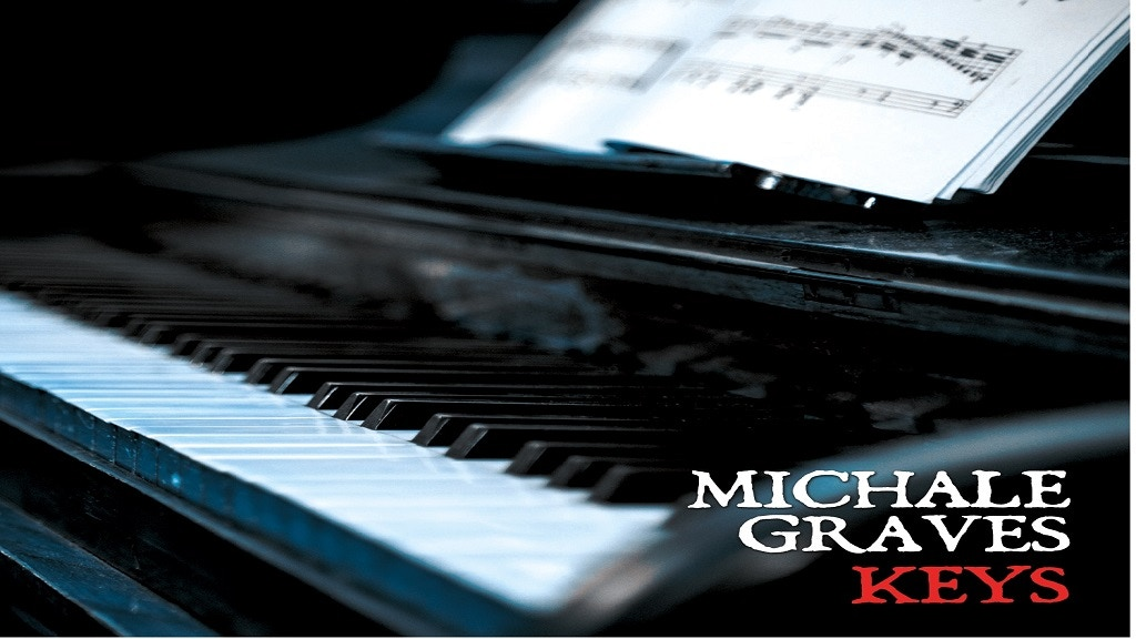 """""""Keys"""" - Michale Graves first ever piano focused CD release project video thumbnail"""