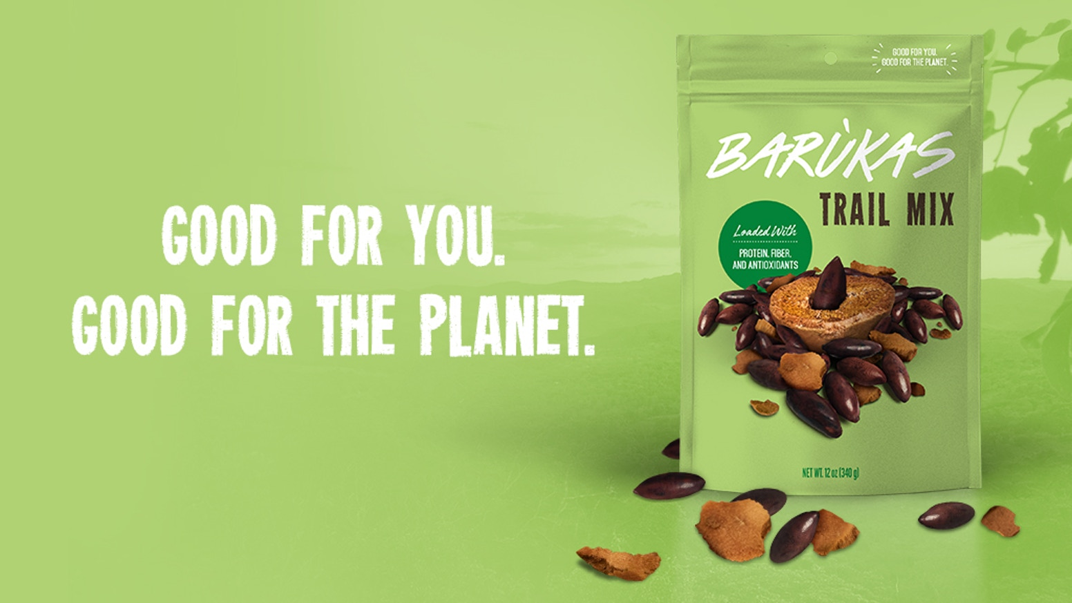 Discover a delicious new South American superfood that's good for you and the planet. We're planting a tree for every 5 bags ordered.