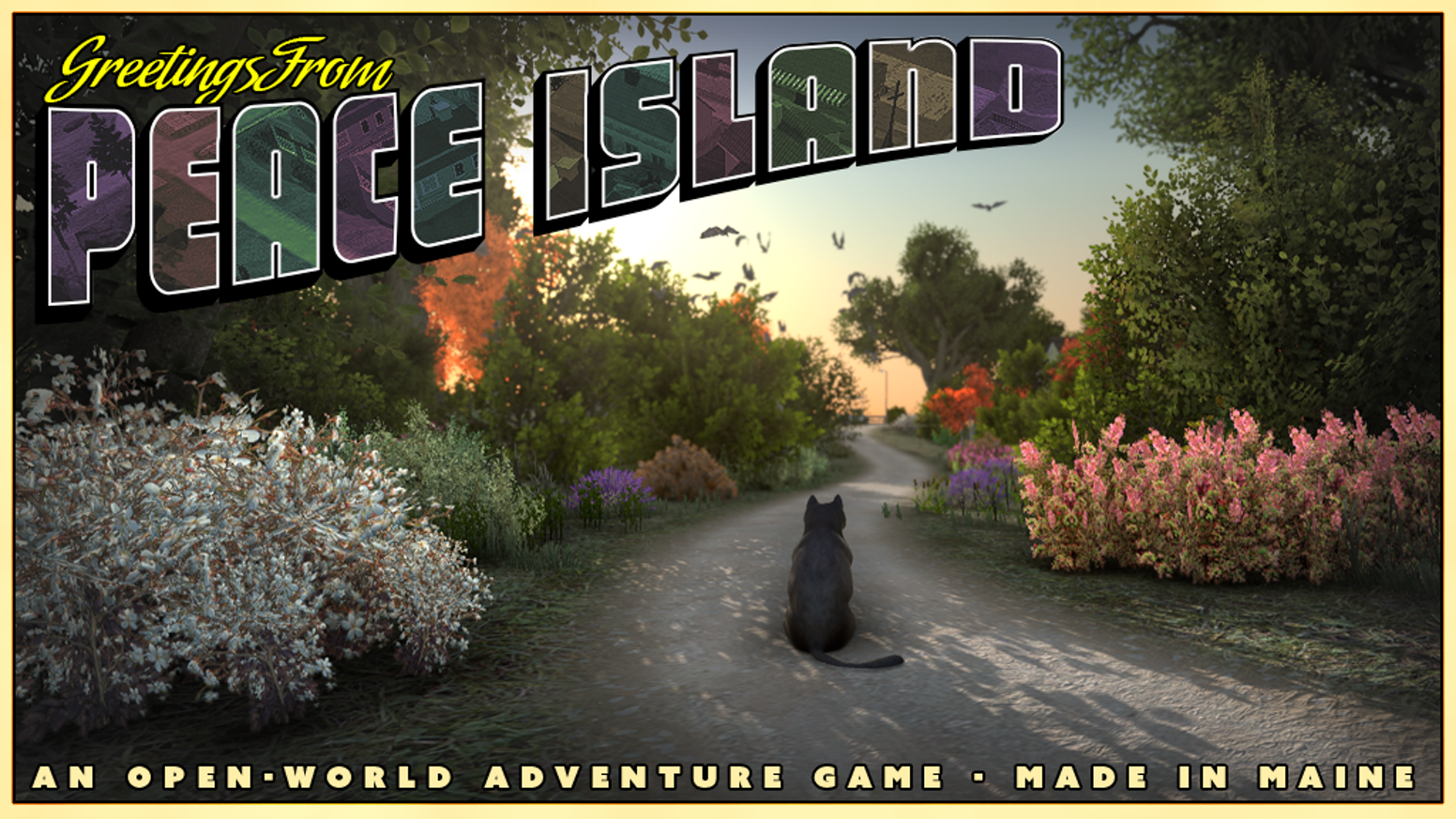 This Kickstarter has expired, but if you want to support the Peace Island project and gain access to Alphas and Dev News, check out our Patreon:  Patreon.com/PeaceIsland