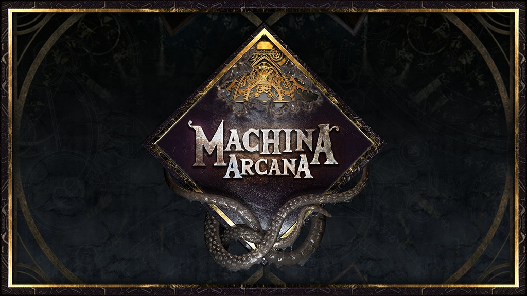 Machina Arcana ~ From Beyond project video thumbnail